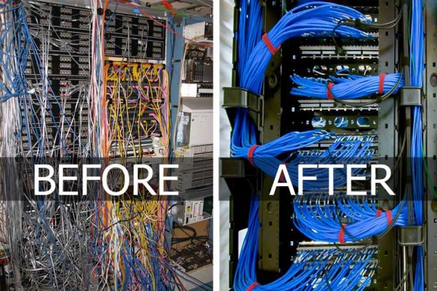 Switching Your Structured Cabling